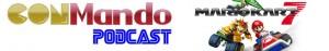 Logo de Conmando podcast