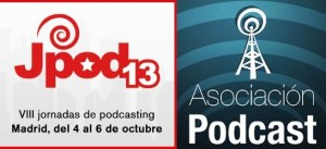 Premios Asociación Podcast en las Jpod 13