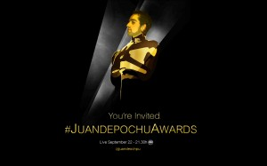 Cartel JuandePochuAwards 2013