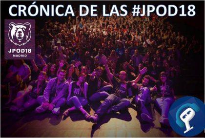 CRONICA DE LAS JPOD18